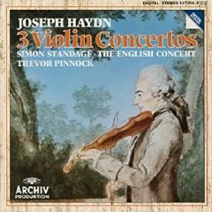 Haydn - 3 Violin Concertos