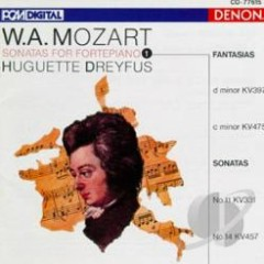 Mozart - Sonatas For Fortepiano Vol 1