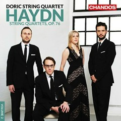 Haydn - String Quartets, Op. 76 CD 2