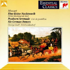 Mozart - Eine Kleine Nachtmusik, Posthorn Serenade, Six German Dances (No. 1)