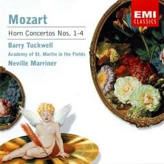 Mozart Horn Concerto Nos.1 - 4