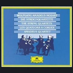 Mozart - The String Quartets CD 2 (No. 1) - Amadeus Quartet