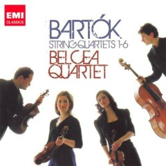Bartók - String Quartets Nos. 1 - 6 Disc 2