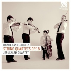 Ludwig Van Beethoven - String Quartets Op. 18 CD 2