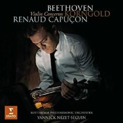 Beethoven, Korngold - Violin Concertos