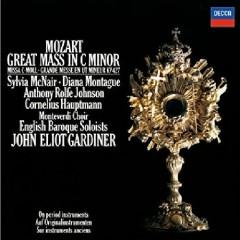Mozart - Great Mass In C Minor - John Eliot Gardiner, English Baroque Soloists
