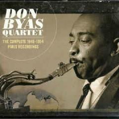 The Complete 1946 - 1954 Paris Recordings CD 2 (No. 2) - Don Byas Quartet