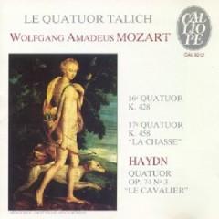 Mozart - String quartets 16 And 17