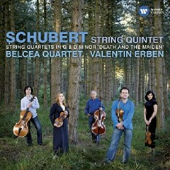 Schubert - String Quintet, Quartet In G, Quartet In D Minor CD 1