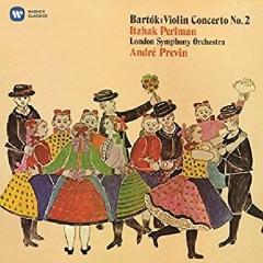 Bartok - Violin Concerto No. 2 - Itzhak Perlman, Andre Previn, London Symphony Orchestra
