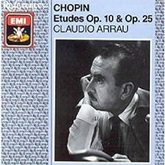 Chopin - Etudes Op. 10 & 25 (No. 2) - Claudio Arrau