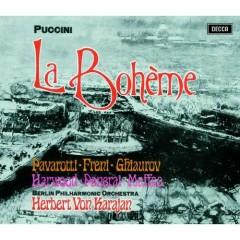 Puccini - La Boheme CD 2