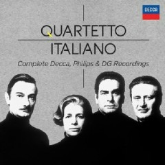 Quartetto Italiano - Complete Decca, Philips & DG Recordings CD 4