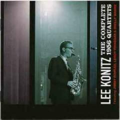 Lee Konitz – The Complete 1956 Quartets CD 1