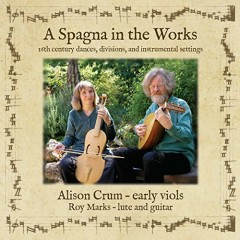 A Spagna In The Works (No. 2) - Alison  Crum, Roy Marks