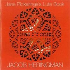 Jane Pickeringe's Lute Book (No. 1)