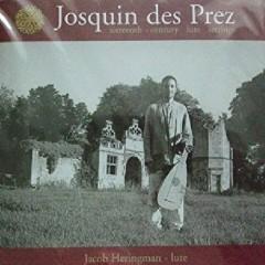 Josquin Des Prez - Sixteenth Century Lute Settings (No. 1)