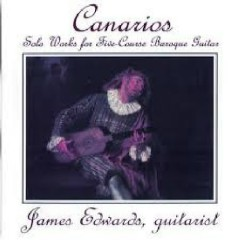 Canarios (No. 2) - James Edwards