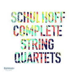 Schulhoff, Erwin - Complete String Quartets CD 1