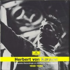 Herbert Von Karajan - Complete Recordings On Deutsche Grammophon 1938 - 1943 CD 5