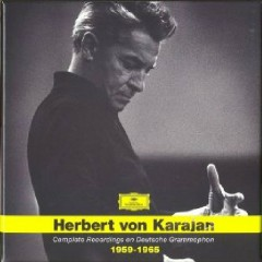 Herbert Von Karajan - Complete Recordings On Deutsche Grammophon 1959 - 1965 CD 25