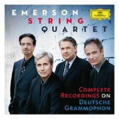 Emerson String Quartet - Complete Recordings On Deutsche Grammophon CD 40 - Emerson String Quartet