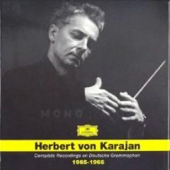 Herbert Von Karajan - Complete Recordings On Deutsche Grammophon 1965 - 1966 CD 34
