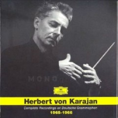 Herbert Von Karajan - Complete Recordings On Deutsche Grammophon 1965 - 1966 CD 40