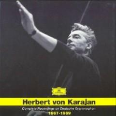 Herbert Von Karajan - Complete Recordings On Deutsche Grammophon 1967 - 1969 CD 52