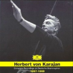 Herbert Von Karajan - Complete Recordings On Deutsche Grammophon 1967 - 1969 CD 60