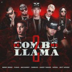 El Combo Me Llama 2 (Single) - Benny Benni