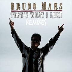 That's What I Like (BLVK JVCK Remix) (Single) - Bruno Mars