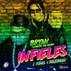 Infieles (Single) - Bryan la Mente del Equipo