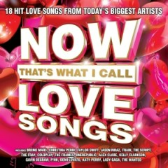 NOW: That's What I Call Love Songs