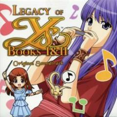 Legacy of Ys Books I & II Original Soundtrack CD2 - Falcom Sound Team JDK