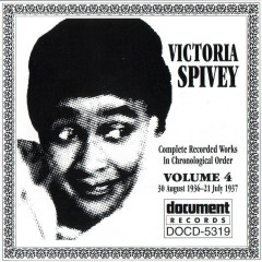 Complete Recorded Works Vol.4 (1936-1937) ( CD 1) - Victoria Spivey