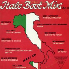 Italo Boot Mix Vol.13