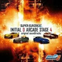 Initial D Arcade Stage 4 Original Soundtracks (CD1)