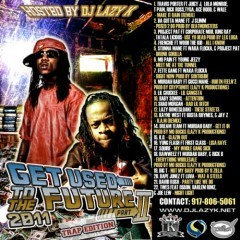Get Used To The Future 2(CD1)