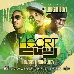 The Slangin Boyz Heart Of The City (CD1)