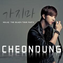 `THE BLAQ%` TOUR Part.2 - CheonDung (Thunder)