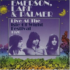 Live At The Isle Of Wight Festival 1970 - Emerson,Lake & Palmer
