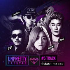 Unpretty Rapstar Track 5 - Kisum,San E,Tae Wan
