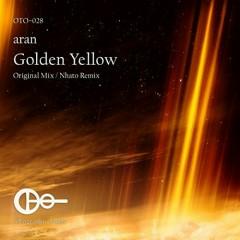 Golden Yellow - aran