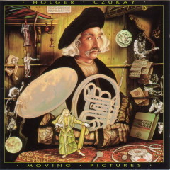 Moving Pictures - Holger Czukay