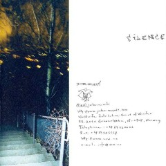 Silence Teaches You How To Sing EP (Limited Edition)