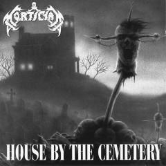 House By The Cemetery (EP) - Mortician