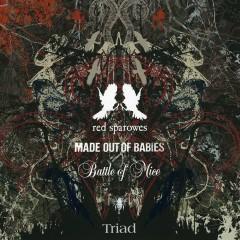 Triad (Split EP) - Red Sparowes