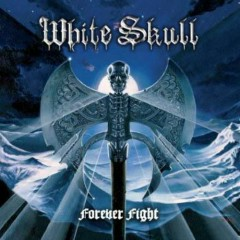 Forever Fight - White Skull