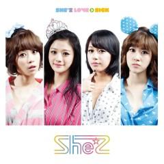 She' LOVE > SICK